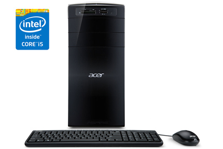 Pc de bureau acer aspire m3985 2to dt darty - Que choisir ordinateur de bureau ...