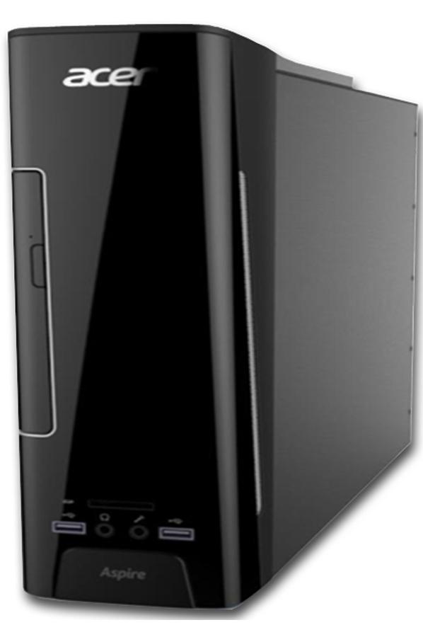 acer aspire xc ordinateur de bureau ordinateurpascher. Black Bedroom Furniture Sets. Home Design Ideas