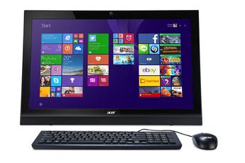 PC de bureau ASPIRE Z1-621-001 Acer