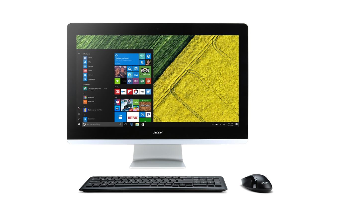 Acer aspire z22 780 001 ordinateur de bureau - Acer ordinateur de bureau ...
