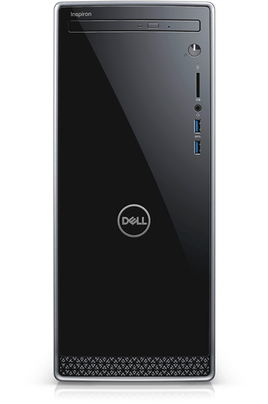Inspiron 3671 Intel core I5  8 Go de RAM  stockage 1To de HDD + 256 Go de S