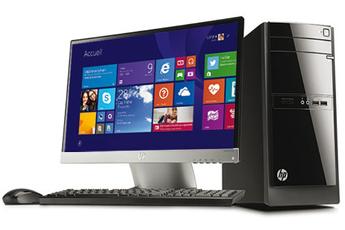 PC de bureau 110-522NFM Hp