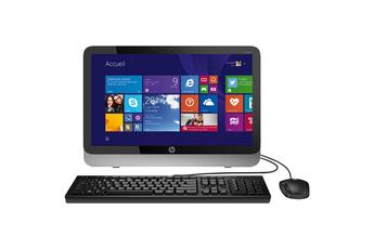 PC de bureau 20-2300NF Hp