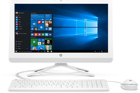 Pc de bureau hp 22 b020nf darty - Comparateur de bureau de change ...