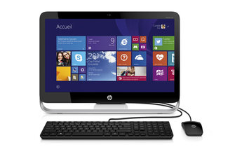 PC de bureau 23-G350NF Hp