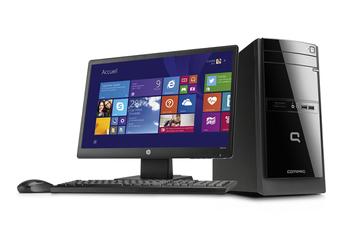 PC de bureau COMPAQ 100-525 NFM Hp