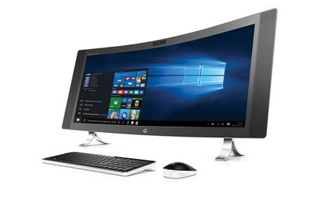 Pc de bureau hp envy curved 34 a090nf darty - Que choisir ordinateur de bureau ...