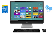 Hp ENVY RECLINE 27-K110EF TOUCHSMART