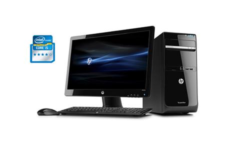 PC de bureau Hp P62059FRM 3516130 Darty
