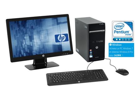 PC de bureau Hp P62155EFM 3594068 Darty
