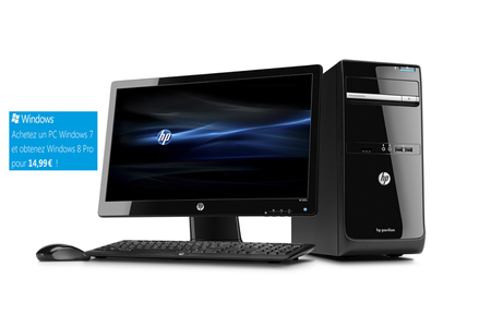 Pc de bureau hp pavilion p6 2244efm p6 2244ef darty - Que choisir ordinateur de bureau ...