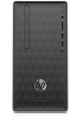 HP Pavilion Desktops 590-p0012nf i3-8100 4G 1TB W10