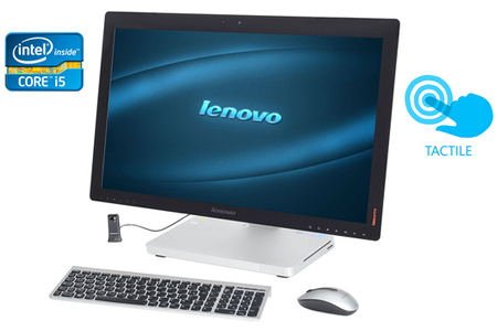 Pc de bureau lenovo ideacentre a vdt rfr idea centre darty
