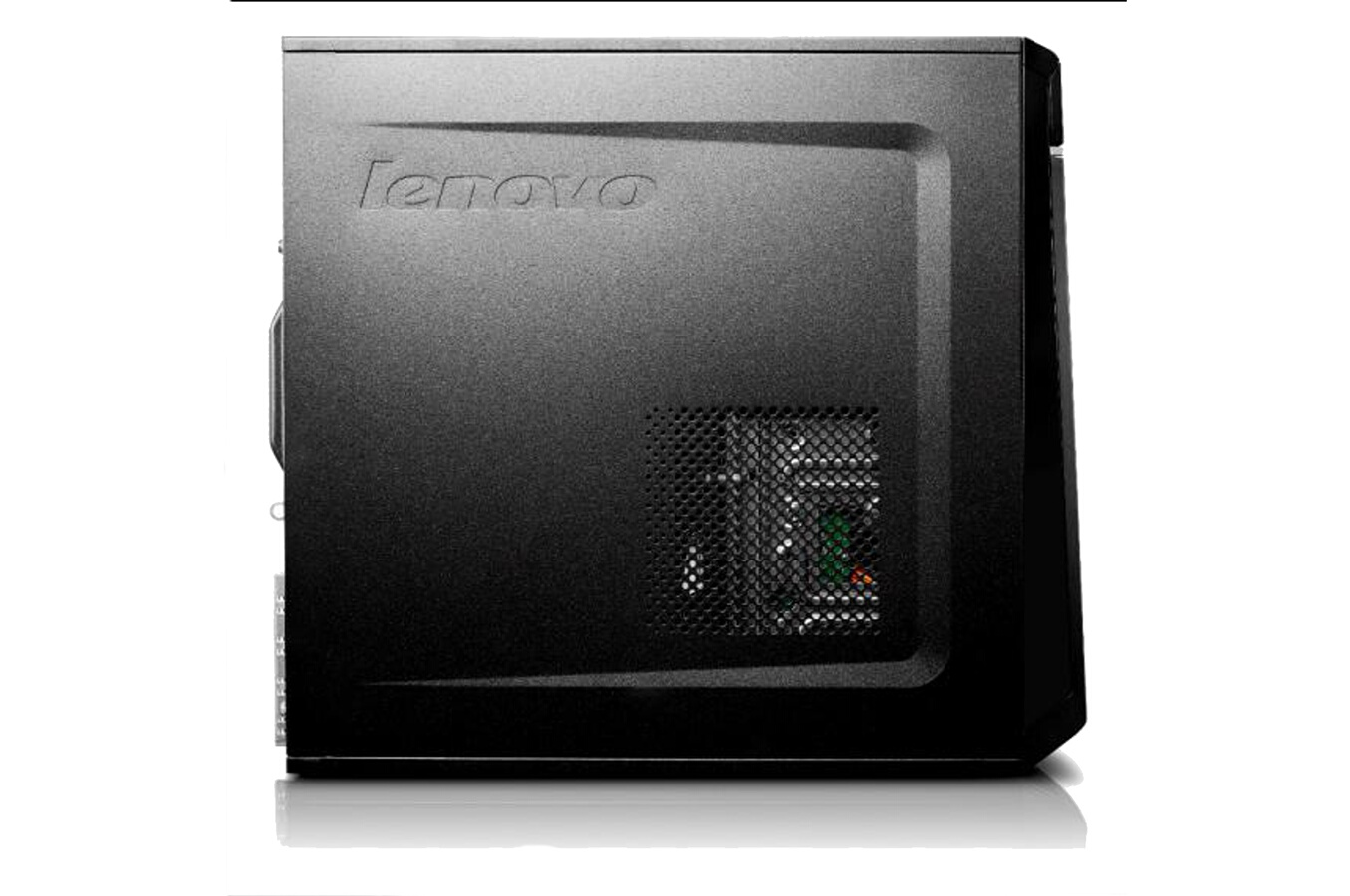 lenovo h50 50 90b600f8fr ordinateur de bureau. Black Bedroom Furniture Sets. Home Design Ideas
