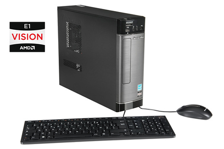 Pc de bureau lenovo c darty