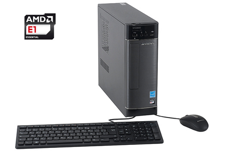 Pc de bureau lenovo f d xfr darty