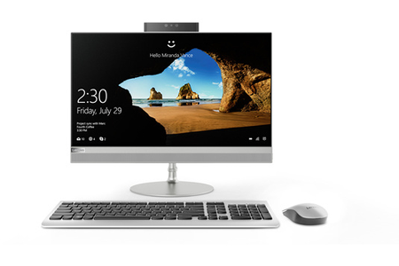 Pc de bureau lenovo ideacentre aio iku f d gtfr darty