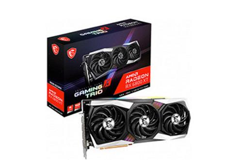 Radeon RX6800 XT GAMING X TRIO 16G