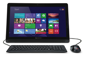 PC de bureau ONE TWO S AB4G5GU02 Packard Bell