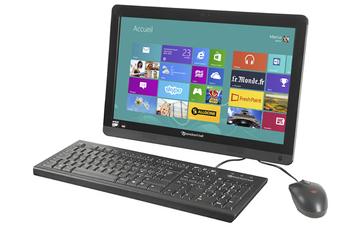 PC de bureau ONETWO S AK4G1TU04 Packard Bell