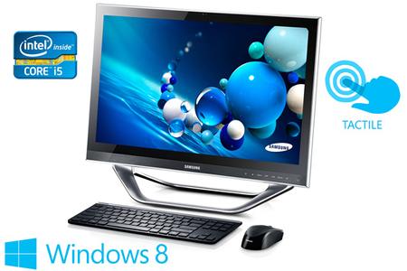 PC de bureau Samsung ALL IN ONE SERIE 7 DP700A3DS01FR