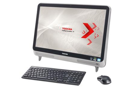 PC de bureau Toshiba LX830119 3659518 Darty