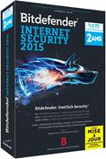 Bitdefender Internet Security 2015 3PC / 2ans Mise à jour