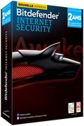 Bitdefender INTERNET SECURITY 2014 - 2 ANS - 3 PC