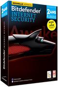 Bitdefender INTERNET SECURITY 2014 MISE A JOUR - 2 ANS - 3 PC