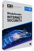 Bitdefender NTERNET SECURITY 2019 POUR 5 PC PENDANT 2 ANS photo 1