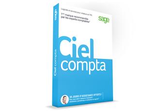 Logiciel COMPTA 2016 Ciel
