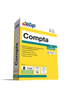 Logiciel COMPTA CLASSIC 2016 VIP Ebp