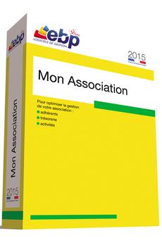 Logiciel Mon Association 2015 Ebp