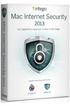Intego MAC INTERNET SECURITY 2013 photo 1
