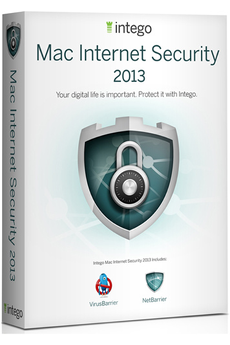 Logiciel MAC INTERNET SECURITY 2013 Intego