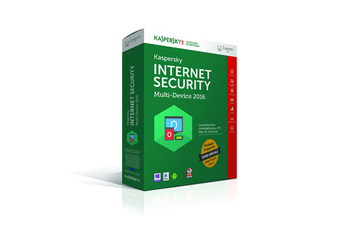 Logiciel Kaspersky Internet Security 2016 (2 Postes/ 1 an) Kaspersky