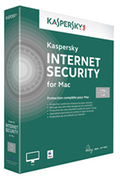 Kaspersky INTERNET SECURITY 2014 MAC 1P/1AN