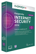 Kaspersky INTERNET SECURITY 2014 MISE A JOUR 3P/1AN