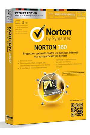 NORTON 360 PREMIER EDITION 1AN/3PC