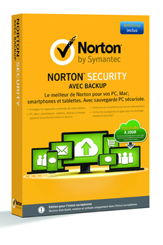 Logiciel NORTON SECURITY 1AN 10POSTES Symantec