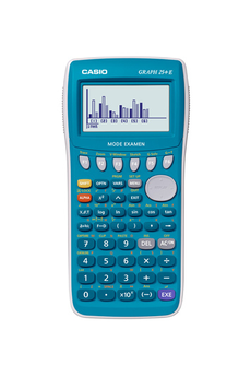 Calculatrice graphique GRAPH 25+ Casio
