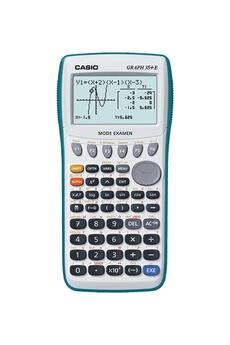 Calculatrice graphique GRAPH 35+ E Casio
