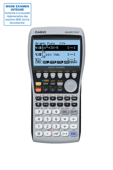 Calculatrice graphique GRAPH 75+ E Casio