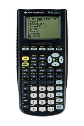 Calculatrice graphique TI-82 STATS.FR Texas Instruments