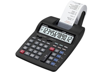 Calculatrice 4 opérations HR-150TEC Casio
