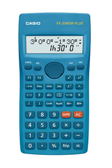 Calculatrice scientifique FX JUNIOR PLUS Casio