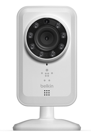 cam ra de surveillance belkin netcam ip wifi netcam ip darty. Black Bedroom Furniture Sets. Home Design Ideas
