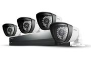Samsung Kit de vidéosurveillance tout-en-un SDS-P3042