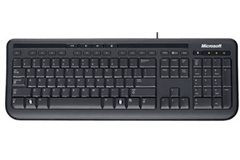 Clavier WIRED 600 Microsoft