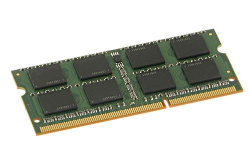 Barrette mémoire SODIMM 4 Go DDR3 PC3-8500 1066 MHz CL7 Pny
